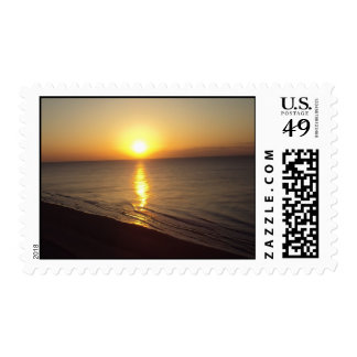 New Day Sunrise Postage Stamps