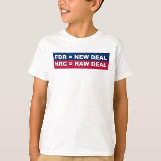 New Deal vs. Raw Deal T-Shirt