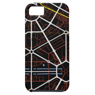New Delhi Future Map iPhone 5 Cover