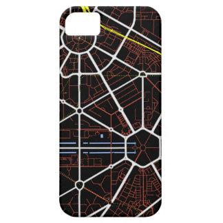 New Delhi Future Map iPhone 5 Covers
