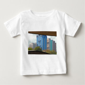 New Delhi India Landscape views from Metro Station Baby T-Shirt