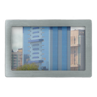 New Delhi India Landscape views from Metro Station Belt Buckle