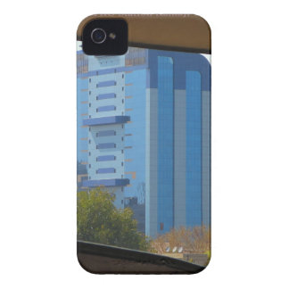 New Delhi India Landscape views from Metro Station Case-Mate iPhone 4 Case