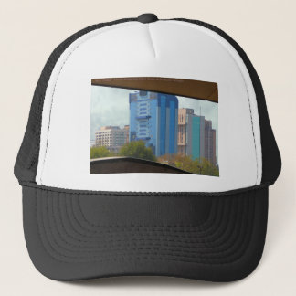 New Delhi India Landscape views from Metro Station Trucker Hat