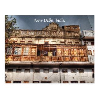 New Delhi Post Cards