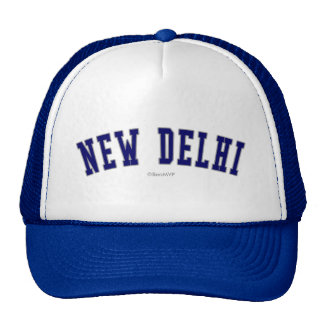 New Delhi Trucker Hat