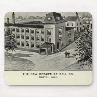 New Departure Bell Co, Miller Bros Cutlery Co Mouse Pad