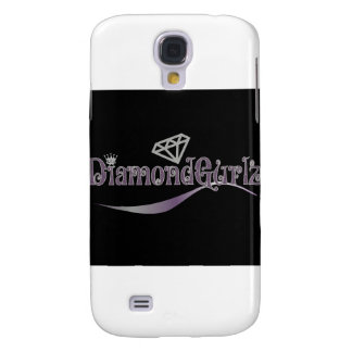 New Diamond Gurl Logo products Galaxy S4 Cover