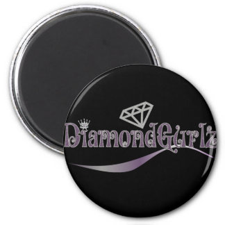 New Diamond Gurl Logo products Magnets