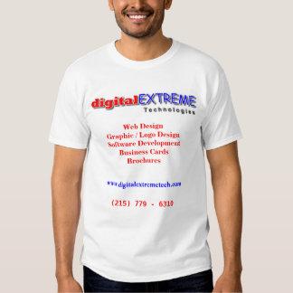 New Digital Emblem T-Shirt