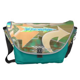 New direction courier bag