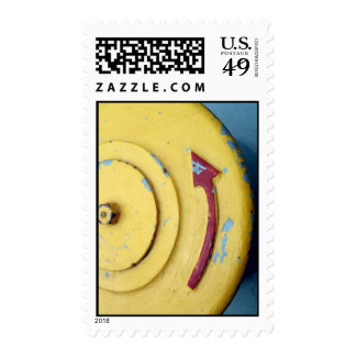 New Direction Postage Stamp