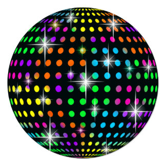 New DISCO Party - SRF Card