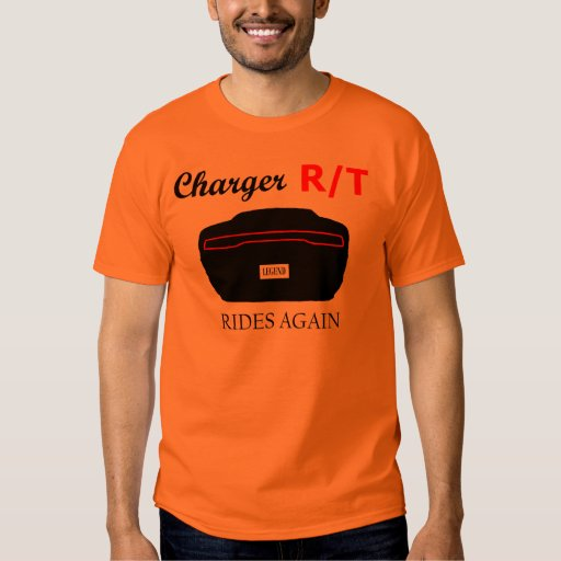 New Dodge Charger R/T T Shirt