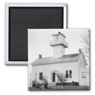New Dorp Lighthouse Magnet