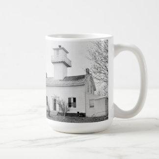 New Dorp Lighthouse Coffee Mugs
