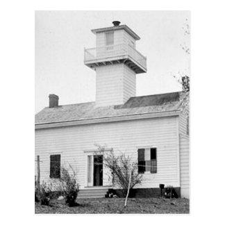 New Dorp Lighthouse Postcard