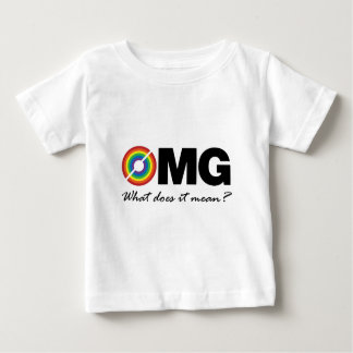 new double rainbow t shirt omg what does it mean?