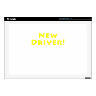 "New Driver Decals For 17"" Laptops"