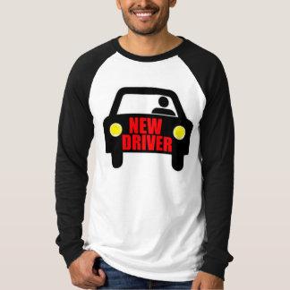New Driver T Shirt