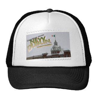 New Dublin, New London St. Patrick's Day celebrate Hats