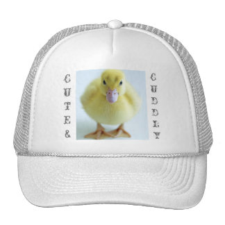New Duckling Trucker Hat