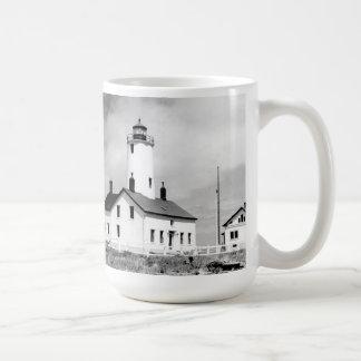 New Dungeness Lighthouse Coffee Mug