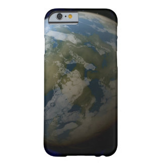 New Earth Digital Art Phone Case