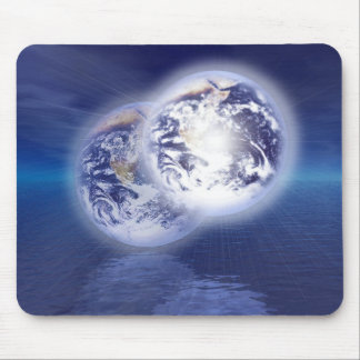 New Earth Mouse Pad