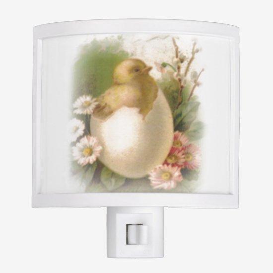 New Easter Chick Night Light