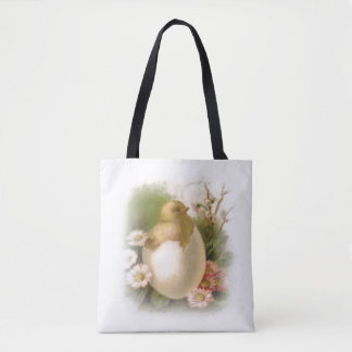 New Easter Chick Tote Bag