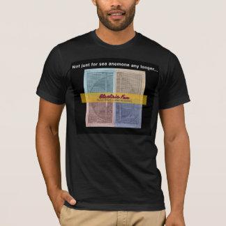 NEW! Electric Fan T-shirt: Sea Anemone Edition!! T-Shirt