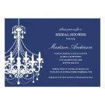 NEW ELEGANCE   BRIDAL SHOWER INVITATION