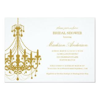 NEW ELEGANCE | BRIDAL SHOWER INVITATION