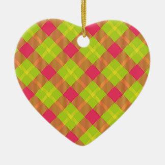 new england 10 heart ornament
