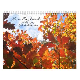 New England - 2009 Calendar