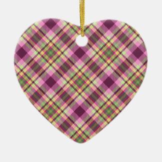 new england 3 heart ornament