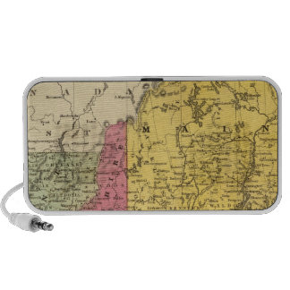 New England 3 Travelling Speaker