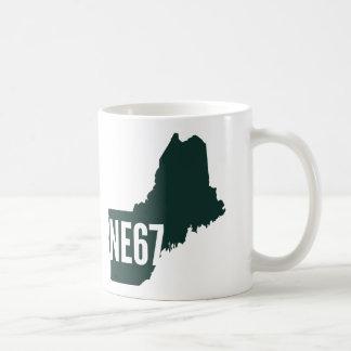 New England 67 Coffee Mug