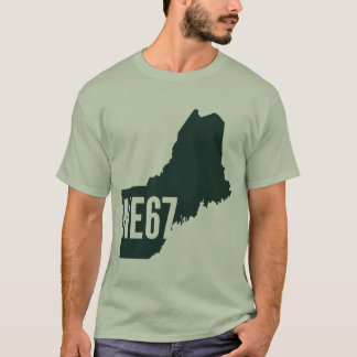 New England 67 List T-Shirt