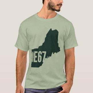 New England 67 List T-Shirt