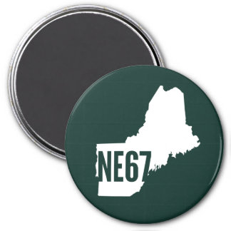 New England 67 Magnet
