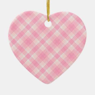 new england 8 heart ornament