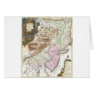 New England Ancient Map (1756).3989x4625.png Card