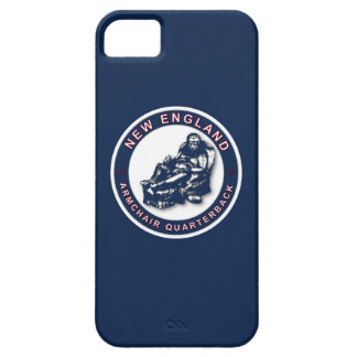 New England Armchair Quarterback iPhone 5 Case