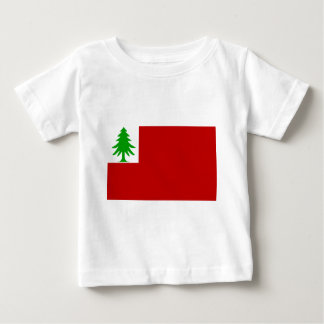 New England Flag Baby T-Shirt