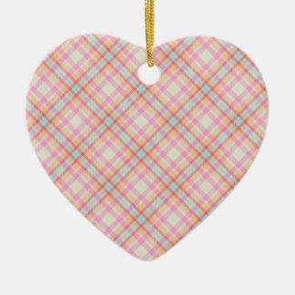 new england heart ornament