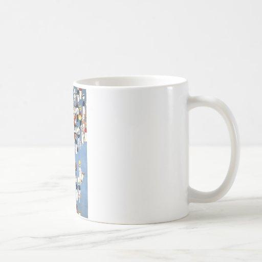 New England Is Vacationland Coffee Mug