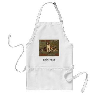 New England Kennel Club Adult Apron