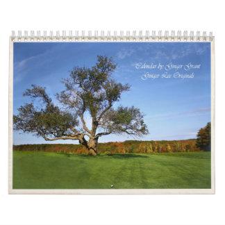 New England Nature Calendar